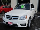 Used 2012 Mercedes-Benz GLK-Class GLK350 4MATIC for sale in Brockville, ON