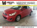 Used 2013 Hyundai Accent LOW MILEAGE|HEATED SEATS|21,657 KMS for sale in Cambridge, ON