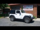 Used 2016 Jeep Wrangler Rubicon - Nearly New Only 6,017 Kms! for sale in Elginburg, ON