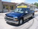 Used 2001 Chevrolet Silverado 1500 LS Extended Cab for sale in Smiths Falls, ON