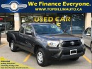 Used 2013 Toyota Tacoma Automatic, Only 60K kms for sale in Concord, ON