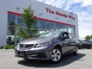 Used 2014 Honda Civic LX Sedan 5-Speed MT for sale in Abbotsford, BC