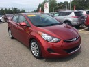 Used 2013 Hyundai Elantra GL  ONLY $94 BIWEEKLY 0 DOWN! for sale in Kentville, NS