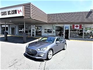 Used 2016 Hyundai Genesis Coupe 3.8L for sale in Langley, BC