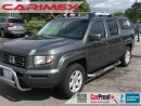 Used 2007 Honda Ridgeline EX-L ONLY 93K| Leather | Sunroof | 4x4 | CERTIFIED for sale in Waterloo, ON
