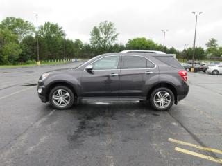 Used 2016 CHEV EQUINOX LTZ FWD for sale in Cayuga, ON