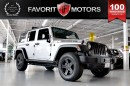Used 2016 Jeep Wrangler Unlimited Sport TRAILED RATED 4X4 | HARD TOP CONVERTIBLE for sale in North York, ON