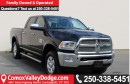 Used 2015 Dodge Ram 3500 Longhorn KEYLESS ENTRY, PARK ASSIST, BLUETOOTH, NAV, BACK UP CAMERA, HEATED LEATHER SEATS, REMOTE START, SUNR for sale in Courtenay, BC