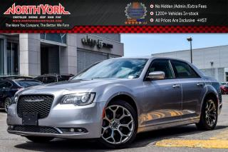 Used 2016 Chrysler 300 S|Beats|Pano_Sunroof|Backup_Cam|Nav.|R.Start|Leather|20