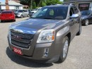 Used 2010 GMC Terrain LOADED SLT2 EDITION 5 PASSENGER 3.0L - V6.. AWD.. LEATHER.. SUNROOF.. HEATED SEATS.. BACK-UP CAMERA.. POWER SUNROOF.. for sale in Bradford, ON