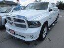 Used 2014 Dodge Ram 1500 LOADED SLT MODEL 5 PASSENGER 5.7L - HEMI.. 4X4.. CREW.. SHORTY.. LEATHER.. NAVIGATION.. SUNROOF.. HEATED/AC SEATS.. BACK-UP CAMERA.. for sale in Bradford, ON