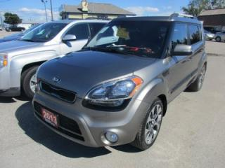 Used 2013 Kia Soul POWER EQUIPPED 4-U EDITION 5 PASSENGER 2.0L - DOHC.. HEATED SEATS.. 'ACTIVE-ECO' MODE.. POWER SUNROOF.. BACK-UP CAMERA.. for sale in Bradford, ON