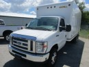 Used 2016 Ford E350 1-TON CARGO MOVING SUPER DUTY MODEL 2 PASSENGER 6.8L - V-10.. TOW SUPPORT.. AUX INPUT.. AIR CONDITIONING.. for sale in Bradford, ON