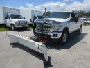 Used 2015 Ford F-250 HARD WORKING XL - SUPER DUTY MODEL 5 PASSENGER 6.2L - V8.. 4X4.. EXT-CAB.. SHORTY.. 8-FOOT PLOW.. SYNC TECHNOLOGY.. POWER MIRRORS.. for sale in Bradford, ON