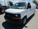 Used 2016 Chevrolet Express HARD WORKING CARGO MOVER 2 PASSENGER 4.8L - VORTEC.. STABLITRAK.. AUX INPUT.. TOW SUPPORT.. AIR CONDITIONING.. for sale in Bradford, ON