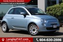 New 2015 Fiat 500 Pop TINTED WINDOWS! for sale in Surrey, BC