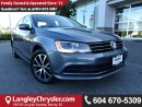 Used 2015 Volkswagen Jetta 1.8 TSI Comfortline w/SUNROOF & SAFETY REAR CAMERA for sale in Surrey, BC