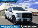 Used 2016 Ford F-150 Lariat LOW KM'S, LOCAL, NO ACCIDENTS for sale in Surrey, BC