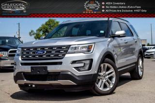 Used 2016 Ford Explorer Limited|4x4|7 Seater|Navi|Dual Pane Sunroof|Backup Cam|Bluetooth|Leather|R-Star|20
