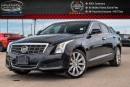 Used 2014 Cadillac ATS Luxury|AWD|Navi|Sunroof|Backup Cam|Bluetooth|Leather|Heated Front Seats|R-Start|17