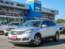Used 2017 Chevrolet Traverse for sale in Ottawa, ON