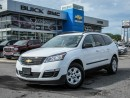 Used 2017 Chevrolet Traverse LS, AWD, 8 SEATER, 3.6 V6, REMOTE START for sale in Ottawa, ON