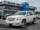 Used 2014 Cadillac Escalade ULTRA LUXURY, POWER SIDE STEPS, PREMIUM APPEARANCE PKG for sale in Ottawa, ON