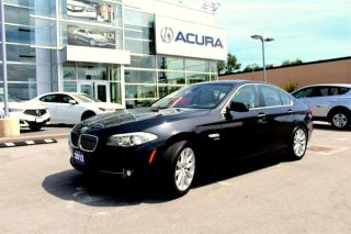 Used 2012 BMW 528 i xDrive for sale in Langley, BC