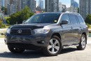 Used 2010 Toyota Highlander 4WD V6 Sport 5A for sale in Vancouver, BC