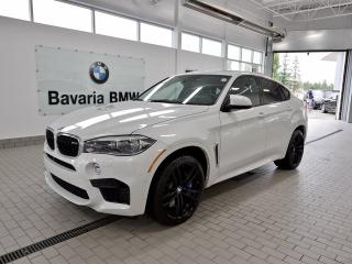 New 2017 BMW X6 M for sale in Edmonton, AB