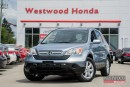 Used 2007 Honda CR-V EX-L - Accident Free, Low Mileage for sale in Port Moody, BC