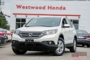 Used 2013 Honda CR-V EX-L - Factory Warranty until 2019 for sale in Port Moody, BC