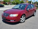 Used 2006 Saturn Ion Uplevel for sale in Dundas, ON