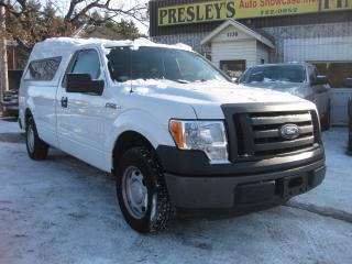 Used 2011 Ford F-150 XL Long Box AC Reg Cab Service Cap for sale in Ottawa, ON