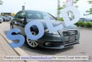 Used 2011 Audi A4 *SOLD* quattro Premium S-line w/ Glass Sunroof for sale in Whitby, ON