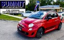 Used 2013 Fiat 500 ABARTH | LEATHER | ROOF | BLUETOOTH | BEATS AUDIO for sale in Richmond Hill, ON