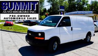 Used 2012 Chevrolet Express 2500 LEATHER | A/C | LOW MILEAGE | TILT for sale in Richmond Hill, ON