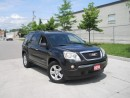 Used 2008 GMC Acadia 8 Passenger, 3 years warranty available. for sale in North York, ON