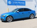 Used 2013 Audi S4 3.0T quattro Premium for sale in Edmonton, AB