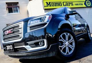 Used 2013 GMC Acadia SLT1! AWD! BOSE+USB/AuxIn! ONLY $210/bi-weekly! for sale in St Catharines, ON