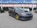 Used 2008 Subaru Impreza TURBO, WRX, AWD, HATCHBACK, 2.5L for sale in North York, ON