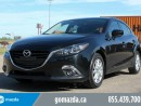 Used 2015 Mazda MAZDA3 GS SUNROOF HEATED SEATS ALLOY WHEELS for sale in Edmonton, AB