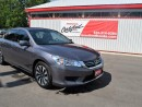 Used 2014 Honda Accord Hybrid Touring 4dr Sedan for sale in Brantford, ON
