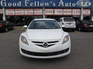 Used 2010 Mazda MAZDA6 GS MODEL IN EXCELLENT CONDITION for sale in North York, ON