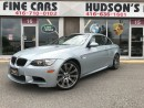 Used 2009 BMW M3 CABRIOLET+NAVIGATION for sale in North York, ON