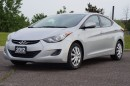 Used 2012 Hyundai Elantra GLS 6-Speed Manual Very Clean Like New! for sale in North York, ON