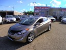 Used 2012 Hyundai Elantra Limited w/Navi Sunroof for sale in Brampton, ON