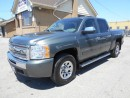 Used 2011 Chevrolet Silverado 1500 LS Cheyenne Edition Crew Cab 4X4 4.8L V8 197K for sale in Etobicoke, ON