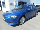 Used 2009 Mitsubishi Lancer for sale in Brantford, ON