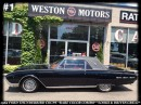 Used 1962 Ford Thunderbird COUPE *RARE COLOR COMBO *LOOKS AND DRIVES GREAT!!! for sale in York, ON
